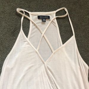 American Eagle Outfitters Tops - American Eagle Criss Cross Tank